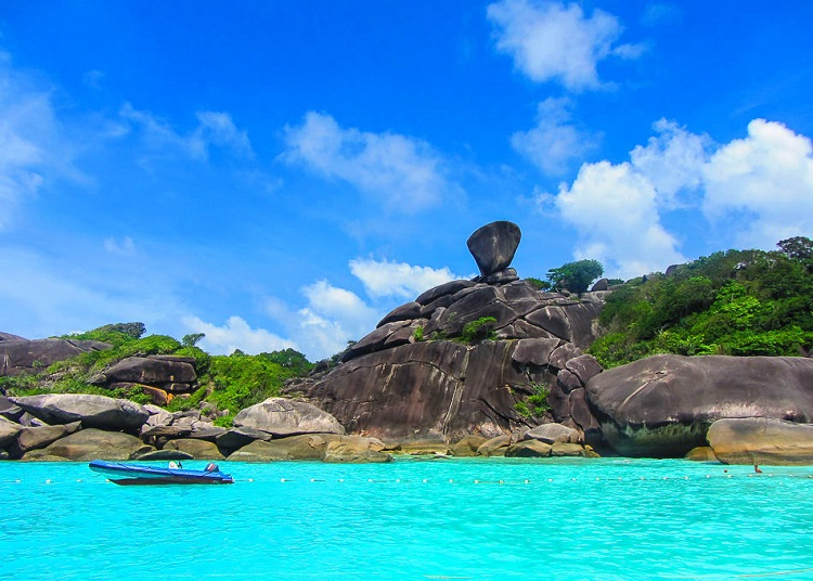 Similan Islands  - Thailand