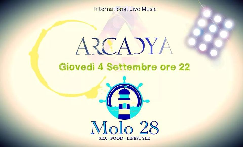The Music Live from Molo28 – A Barletta ogni giovedì sera